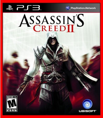 Assassins Creed II ps3 - AC 2 Ultimate edition