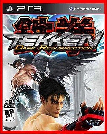 Tekken 5:  Dark Resurrection ps3
