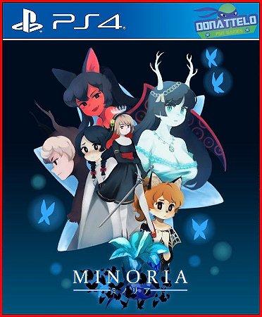 Minoria PS4