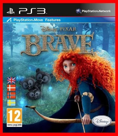 Disney Brave - Valente ps3