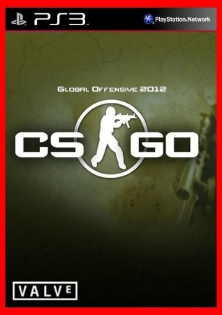 Counter Strike Global Offensive - CS GO ps3