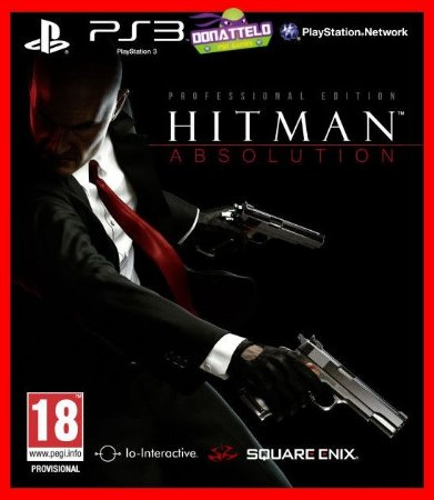 Hitman Absolution Special Edition bônus ps3
