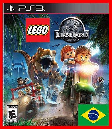 Lego Jurassic World ps3 - Lego Jurassic Park