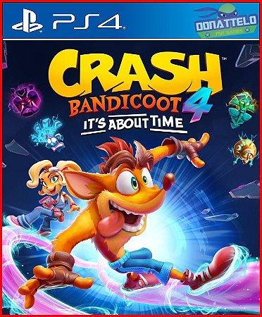 Crash Bandicoot 4: It's About Time PS5