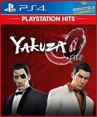 Yakuza 0 PS4 - Yakuza Zero