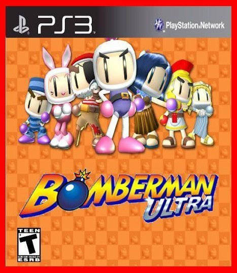 Bomberman Ultra ps3