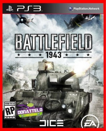 Battlefield 1943 ps3