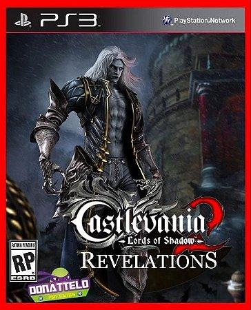 Castlevania Lords of Shadow 2 - DLC Revelations (SOMENTE DLC)