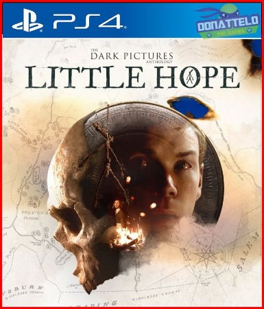 The Dark Pictures Anthology: Little Hope PS4/ps5