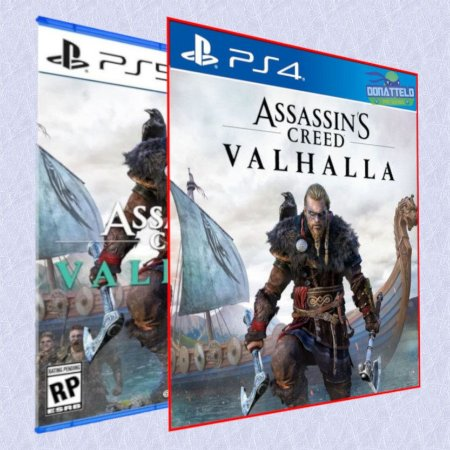 Assassins Creed Valhalla PS4/Ps5