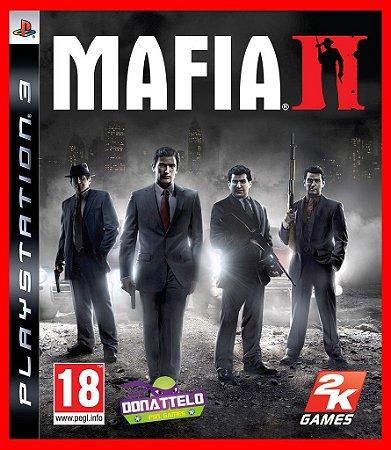Mafia 2 - Mafia II ps3