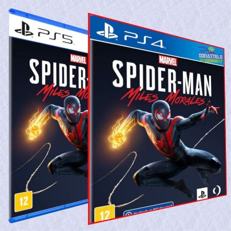 Marvel's Spider-Man: Miles Morales PS4/PS5