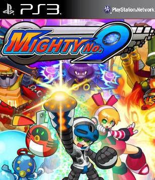Mighty No. 9 Ps3