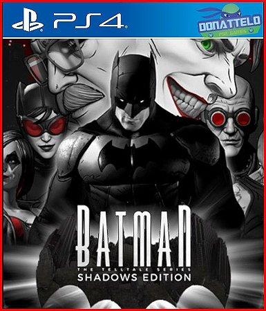 Batman Telltale Series PS4 - Shadows Edition