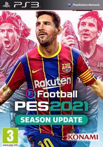 Pro Evolution Soccer 2021 ps3 - PES 2021 PS3  - PES 21 (confira a descrição)