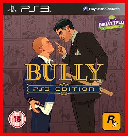 Bully PS3 - aventura em mundo aberto