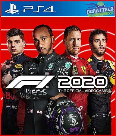 F1 2020 PS4 - Formula 1 2020 PS4/ps5