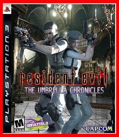 Resident Evil The Umbrella Chronicles