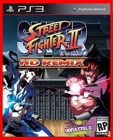 Super Street Fighter 2 Turbo HD Remix ps3