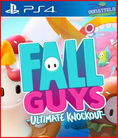 Fall Guys: Ultimate Knockout PS4/PS5