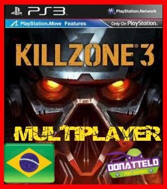 Killzone 3  MULTIPLAYER OFFLINE ps3 psn