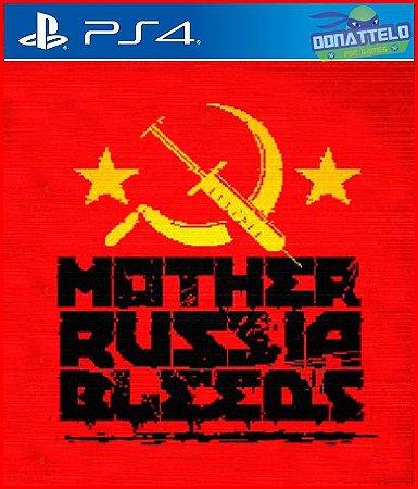 Mother Russia Bleeds PS4