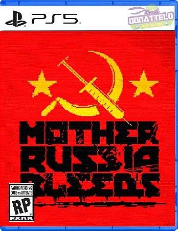 Mother Russia Bleeds PS5