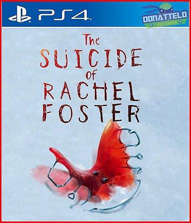 The Suicide of Rachel Foster PS4