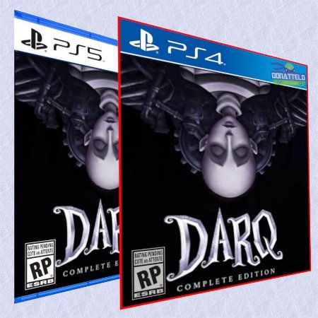 Darq Complete Edition PS4/PS5