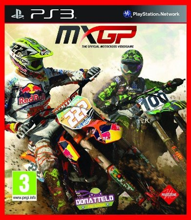 MXGP - The Official Motocross Videogame ps3