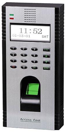 Zkteco Controle de acesso biométrico e senha TD708