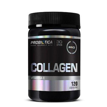Collagen 120 Cáps Probiótica