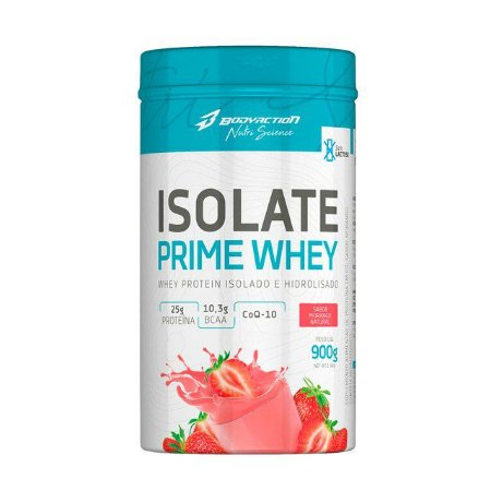 Isolate Prime Whey 900g Body Action