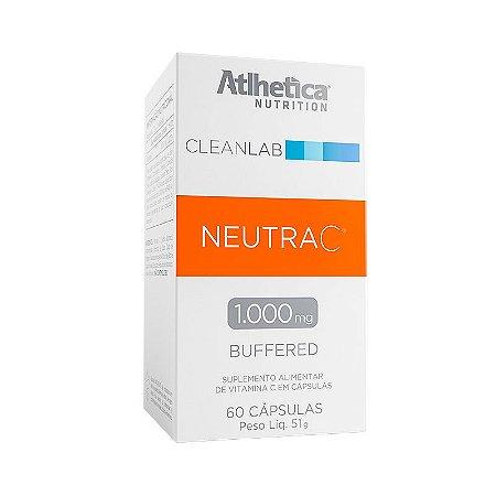 Neutra C Buffered 1000 mg 60 Cáps Atlhetica Nutrition