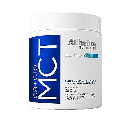 MCT C8+Q10 250g Atlhetica Nutrition