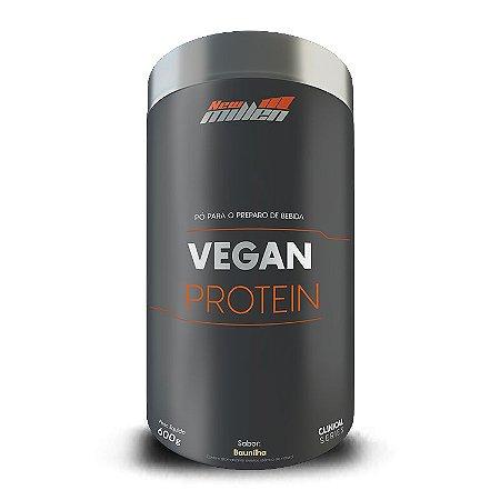 Vegan Protein 600g Baunilha