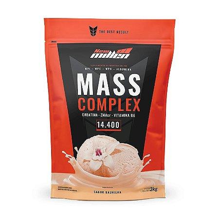 Mass Complex 3kg Baunilha