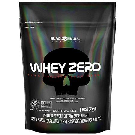 Whey Zero 900g Rf Morango