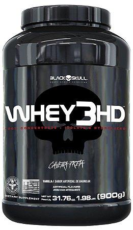 Whey 3 Hd 900g Pt Chocolate
