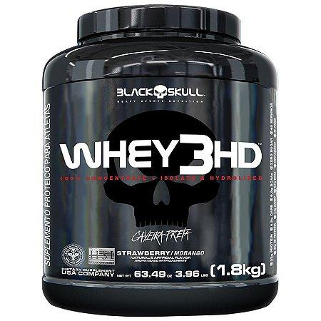 Whey 3 Hd 1,8kg Pt Chocolate
