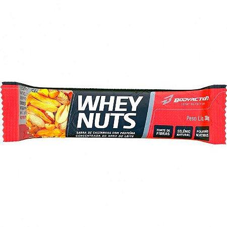 Whey Nuts 30g Bodyaction