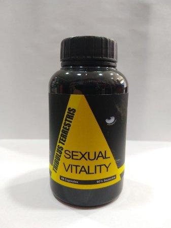 Sexsual Vitality 60 Caps