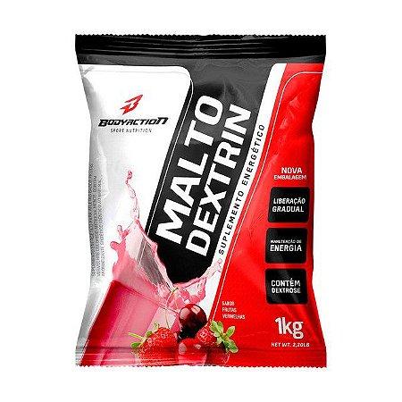 Malto Dextrin 1kg Frutas Vermelhas