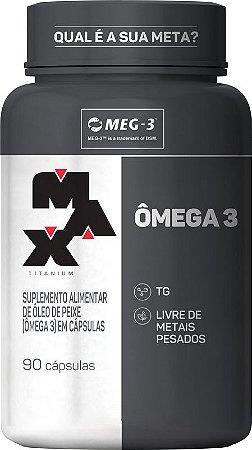 Omega 3 Pt 90 Caps Max Titanium