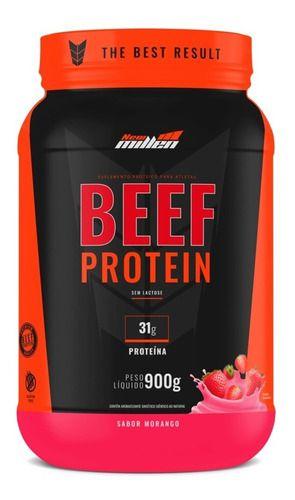 Beef Protein 900g Morango