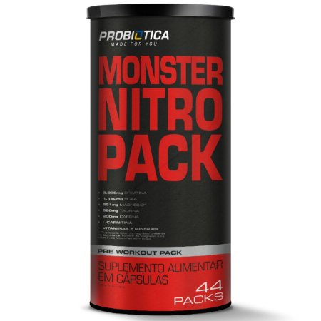 Monster Nitro Pack 44 Packs