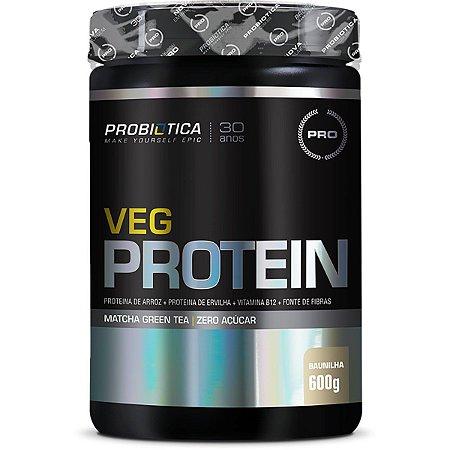 Veg Protein 600g Pt Baunilha