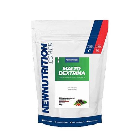 Malto Dextrina 1kg Acai Com Guarana Newnutrition