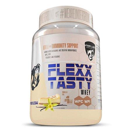 Flexx Tasty Whey 900g Vanilla Pie