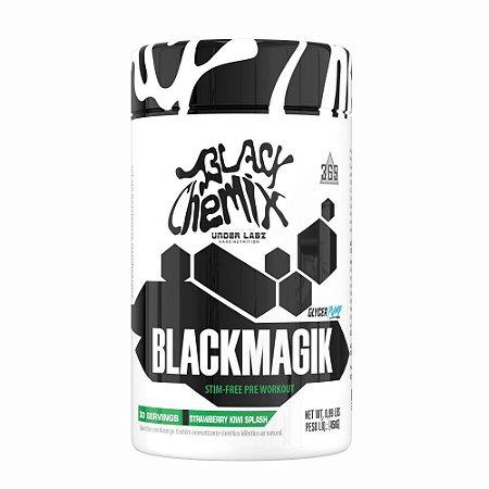Blackmagik 450g Strawberry Kiwi Splash